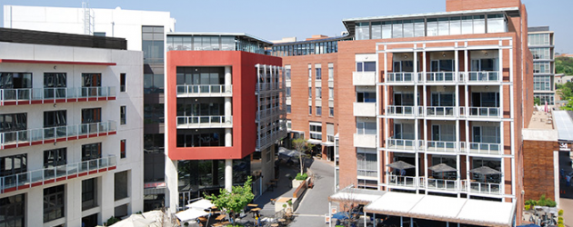 ACE - Melrose Arch Rooftop Office