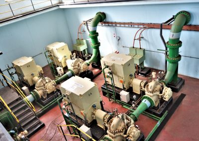 Lepelle Pump Stations