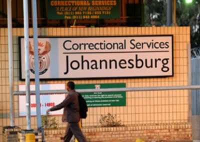 Johannesburg Prison